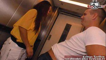 Image Asiatische deutsche reife ficken im Fahrstuhl
